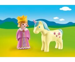 PM70127 Принцесса и единорог