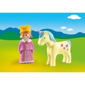 «Принцесса и единорог» PM70127