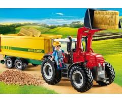 PM70131 Трактор с прицепом