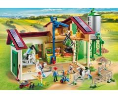 PM70132 Большая ферма с животными