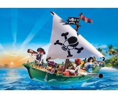 PM70151 Пиратский корабль с мотором