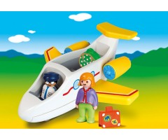 PM70185 Самолет с пассажиром