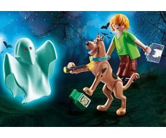 PM70287 Скуби и Шегги с привидениями