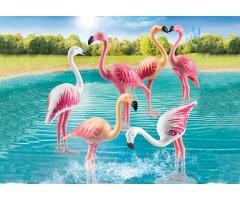 PM70351 Семья фламинго