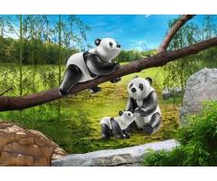PM70353 Панды с малышом