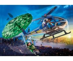 PM70569 Полицейский вертолет Погоня с парашютом