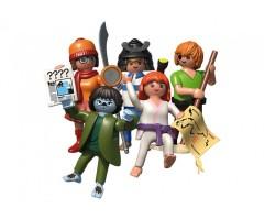 PM70717 Таинственные фигурки Scooby Doo