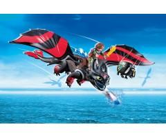 PM70727 Гонки на драконах: Иккинг и Беззубик
