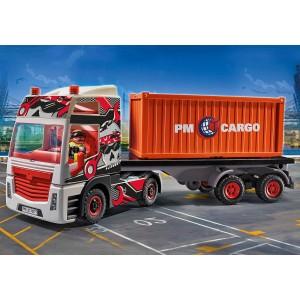 «Грузовик с контейнером» PM70771