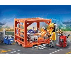 PM70774 Производство контейнеров