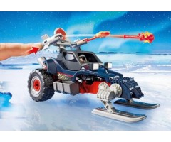 PM9058 Ледяной пират со  снегоходом
