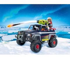 PM9059 Ледяной пират со снежным грузовиком
