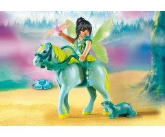PM9137 Зачарованная фея с лошадью