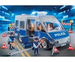 PM9236 Полицейский с машиной