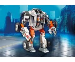 PM9251 Робот агента T.E.C. c функцией трансформера