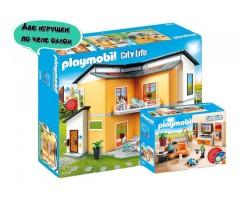 PM92661 Кукольный дом + Жилая комната