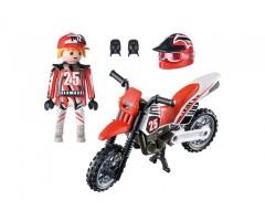 PM9357 Водитель мотоцикла