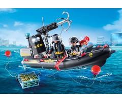 PM9362 Тактическое подразделение: Лодка