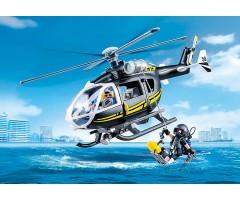 PM9363 Тактическое подразделение: Вертолёт