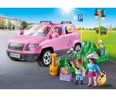 PM9404 Семейный автомобиль с парковочным местом