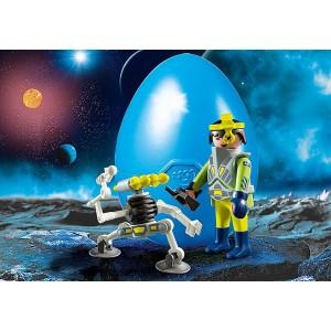 «Космический агент с роботом» PM9416