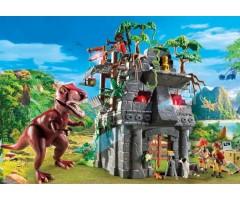 PM9429 Затерянный храм с тиранозавром
