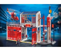 PM9462 Пожарная станция