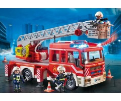 PM9463 Пожарная машина с лестницей