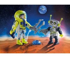 PM9492 Астронавт и робот