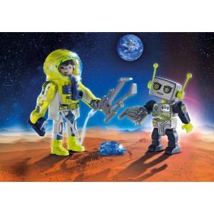 «Астронавт и робот» PM9492