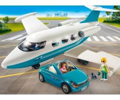 PM9504 Частный самолёт с кабриолетом
