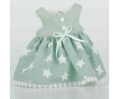 PR0202 Платье со звездочками