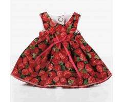 PR0203 Платье с малинкой