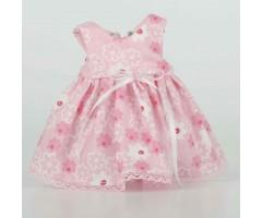 PR0206 Платье розовое