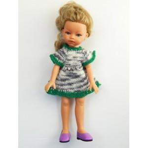 «Платье пестрое» PR218