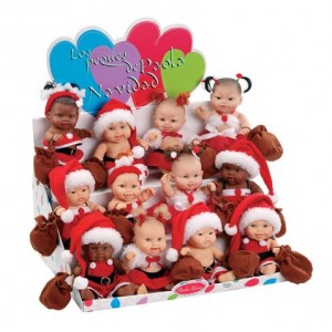 «Пупс Санта Клаус» PR31412