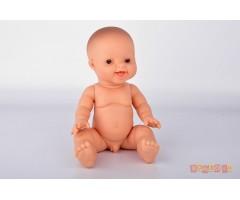 PR34029 Кукла Горди без одежды мальчик 34 см