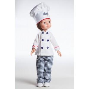 «Карлос повар, 32 см» PR4612