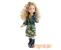 PR4851 Кукла Маника шарнирная 32 см