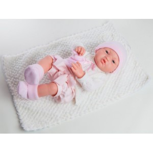 «Кукла Бэби в розовом, 36 см» PR5010