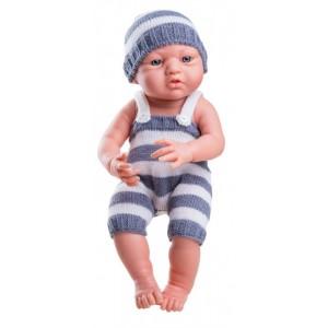 «Бэби в сером, мальчик 36 см» PR5013