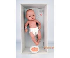 PR5048 Кукла Бэби в памперсе девочка