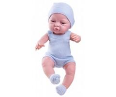 PR5179 Кукла Бэби в голубом, 45 см