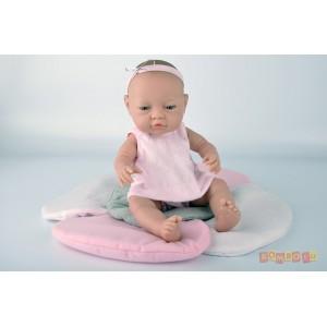 «Бэби с подушкой цветок» PR5181