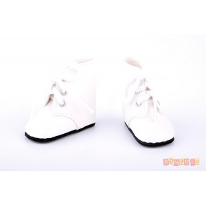 «Ботинки белые» PR62324