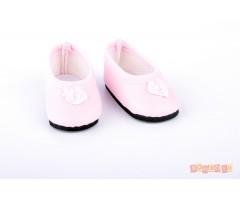 PR63213 Балетки розовые