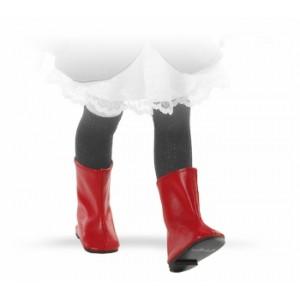 «Сапоги красные» PR63217