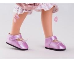 PR63220 Туфли розовые