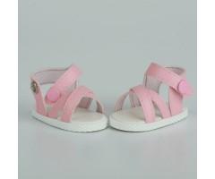 PR63301 Сандалии розовые