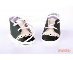 PR64028 Ботиночки зеленые